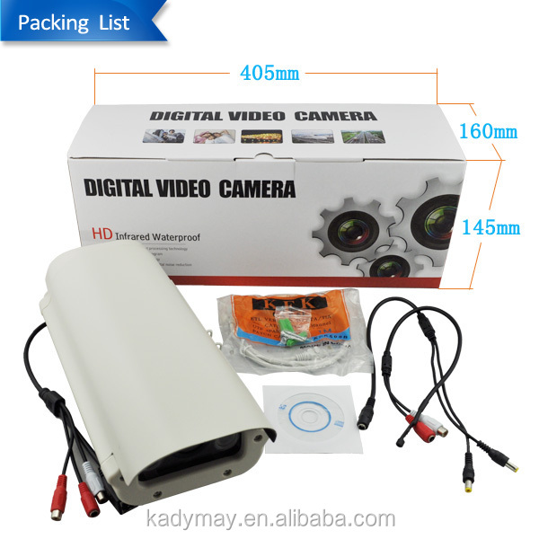 New Arrival 2.0Megapixel FDD LTE 4G,WCDMA 3G SIM card IR Waterproof IP Camera