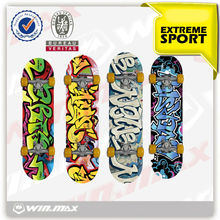 Winmax brand Chinese maple petrol skateboard wholesale