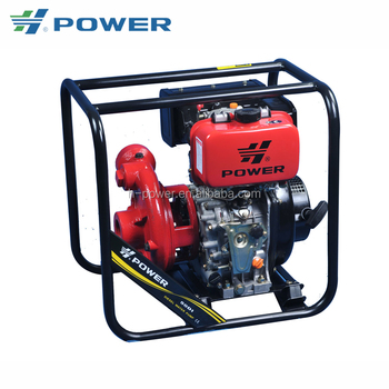 High standard in quality diesel engine water pump set for sale