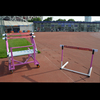 IAAF approved Hurdle, for competition