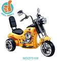 Modern design racing three-wheel motorcycle, baby ride on toy for sale in china WDZP5108