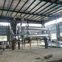 Continuous Pyrolysis Machine Disposal Of Waste