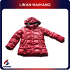 high quality wholesale winter waterfowl feather boys jacket manufacturer