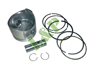 GXV160 Piston With Pin & Clips 13101-Z1T-000 For Lawn Mower Parts Aftermarket Spare Parts GXV160 Parts L&P Parts