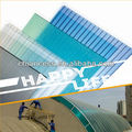 Sunlight PC Polycarbonate Hollow Sheet For roofing plate