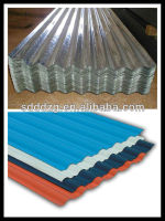 gavanized/galvalume/colour roofing sheets (factory)