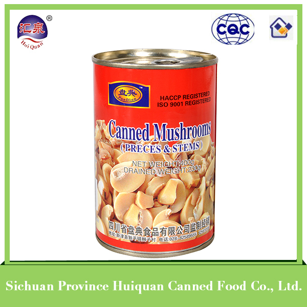 Wholesale new age products can food mushrooms