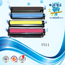 Inventory processing compatible color toner cartridge P311