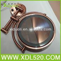 tri fold lighted makeup mirror,optical spherical mirrors,specchio per il trucco