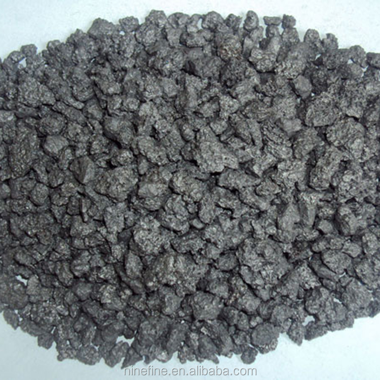Petroleum grade level coke type Graphitized Pet Coke as recarburizer from Chinese factory