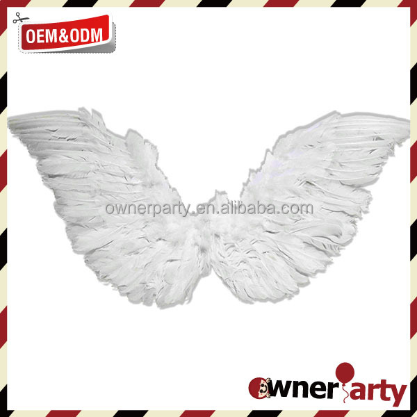 Adult in Cosplay Costume and Fashion Show Cheap Angel Wings