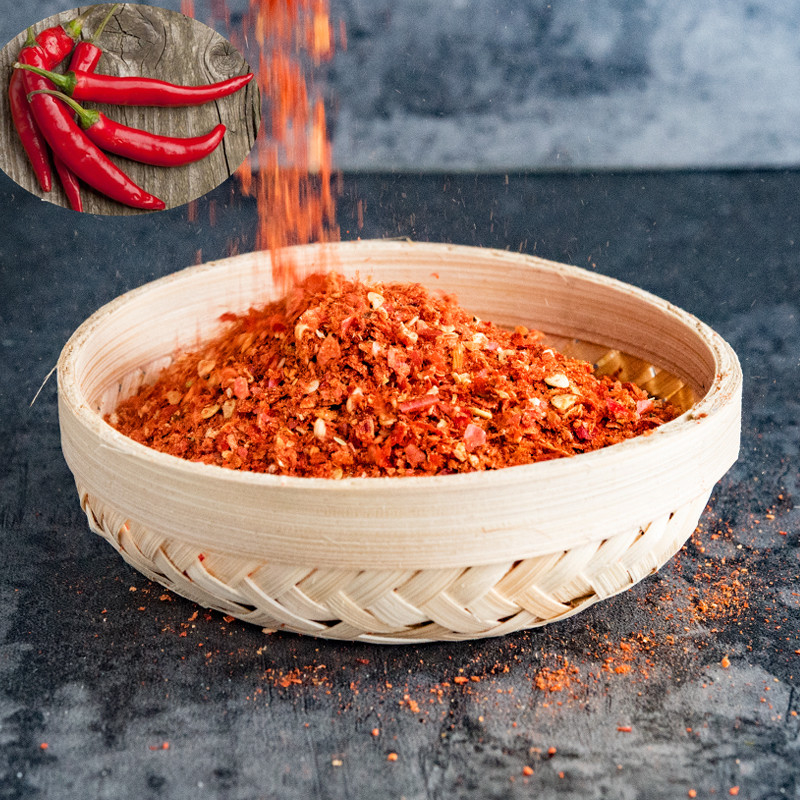 Promotion seasonal dry chilli rings seller