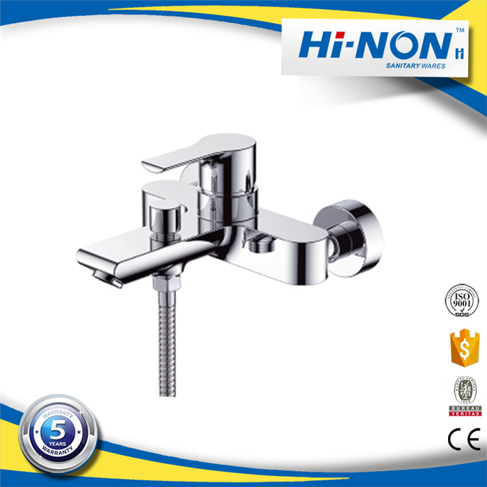 Basin Mixer Tap wall mounted single lever bath shower faucet