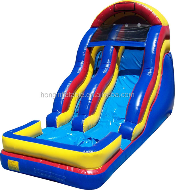 HI Hot sale inflatable water slide for kids and adults