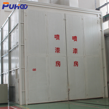 Recovery System for Sand Blasting Room/ Sand Blasting Booth
