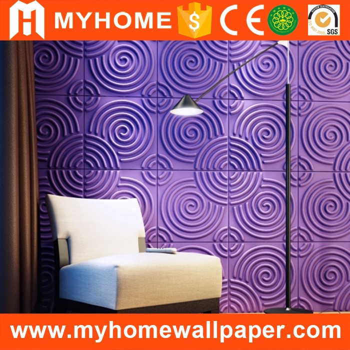 New style wall construction 3d background board decorative 3d board for wall decor