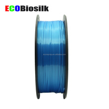 high gloss polymer composite 3d printer filament like silk 1.75mm 3.0mm