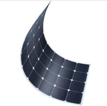 Middle east export flexible solar cell 120W adhesive thin film flexible solar panel
