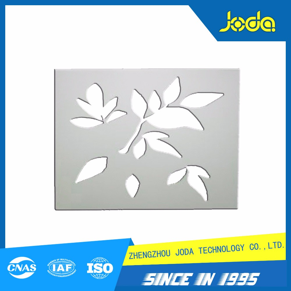 Artistic Design cheap building materials Laser Cut Aluminum Carve Panels As Screens