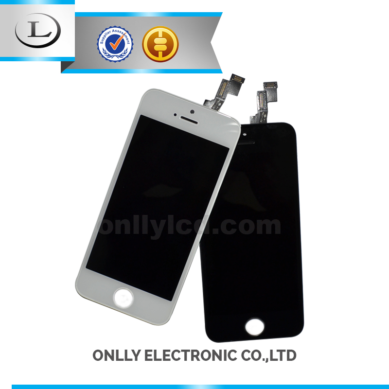 Top Selling Original Mobile/Cell Phone LCD Display/Digitizer Assembly/Touch Screen for iphone 5