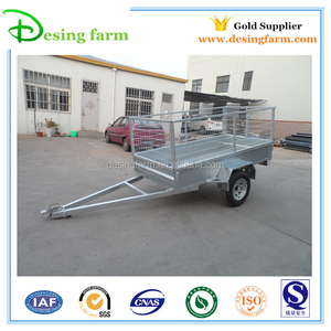 New design small car carrying trailer for sale