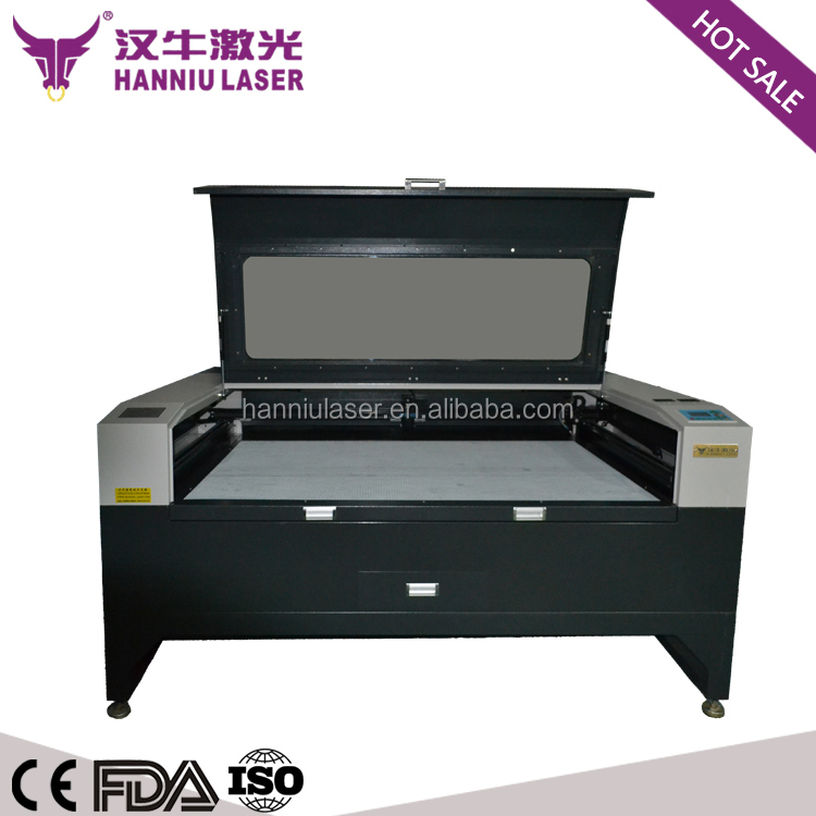 1390 common size CO2 laser cutting machine,100w/120w laser cutter