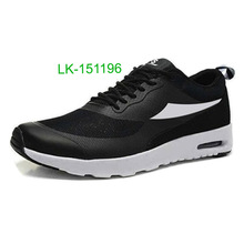 Wholesale KPU upper light weight airbag outsole sports running shoes