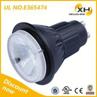 Warm White Cool White Free Sample UL Listed gu10 3x2w led spotlights