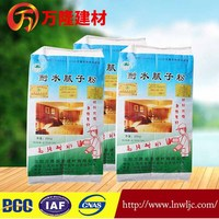 Interior wall waterproof putty powder coating white cement wall putty