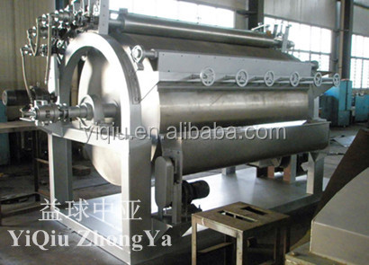 the good price at slurry starch powder drum rolling strach dryer