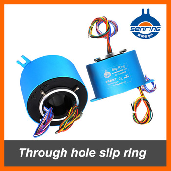 slip ring/through hole slip ring