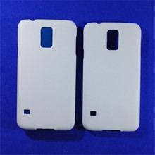 JESOY Cell Phone White Blank Case Cover For Samsung Galaxy Note 3 4 5
