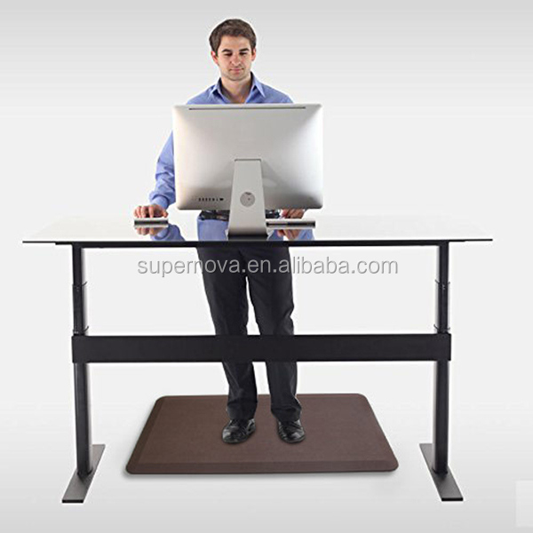 Wholesale custom anti slip anti fatigue floor mat for office