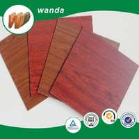 different colors melamine mdf board for decoration