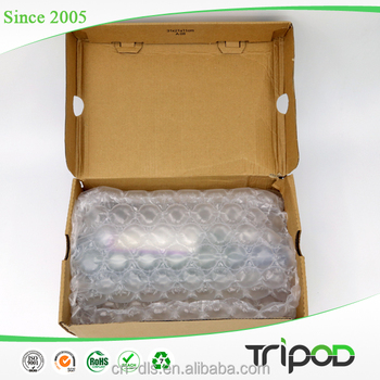 Wholesale air cushion packaging void fill bubble Film