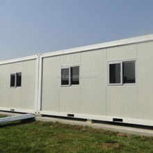 low cost container house modular store