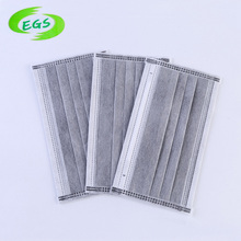 Adult Face Masks Activated Carbon Cotton Masks Breathe Healthy Filters Dust Disposal Mask