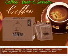 Coffee healthy slim natural weight loss fat burning instant coffee