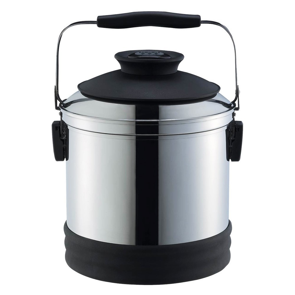 7L Hot And Cold Insulated Food Container Big Cooking Pot