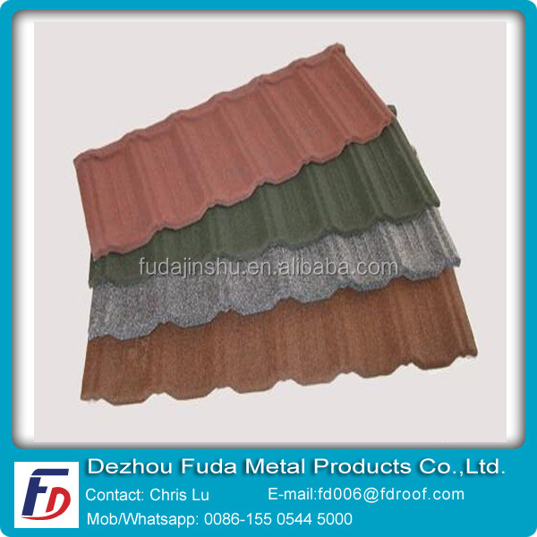 paint coated metal roofing tiles Wholesalers