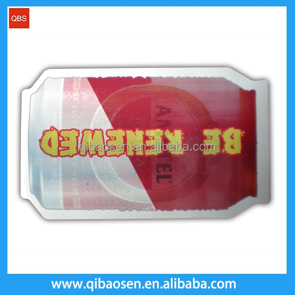 Custom cartoon design 3D lenticular PP plastic placemat, PP clear dinning table mat, kitchen plastic table mat / coasters