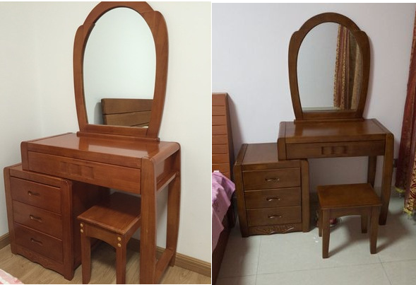 simple dressing table / dressing table designs for bedroom