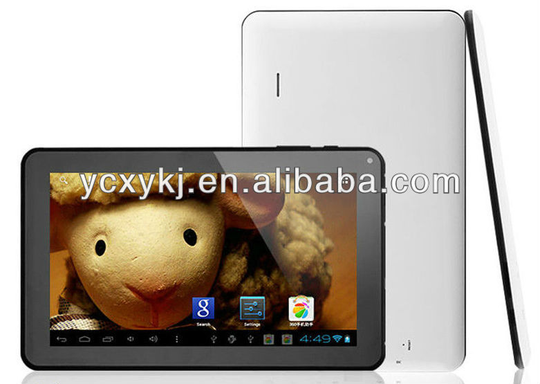 Android 4.0 Tablet Infotmic Cortex A15 Manufacture