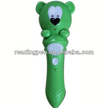 Intelligent toys for children, languages learning talking pen