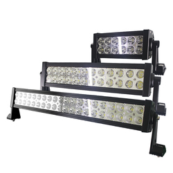 Offroad Cheap LED Light Bars - Double Rows - Straight - Epistar LEDs - for Off Road Truck Jeeps Powersports SUVs ATVs UTVs