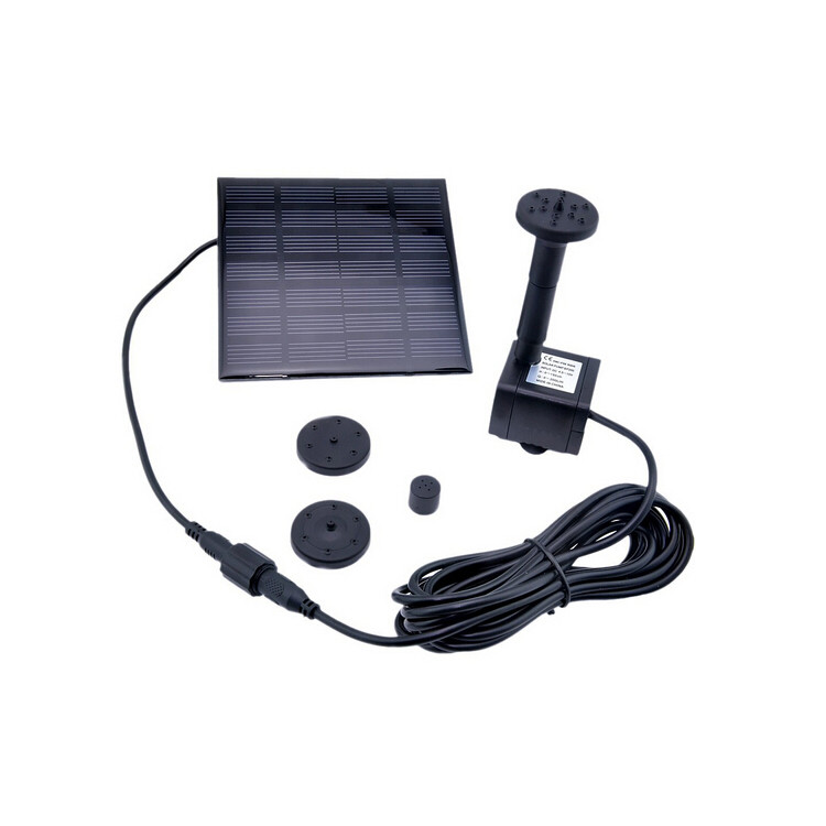 China Factory Mini Dc submersible Low Price Accessaory Solar Water Pump For Garden Use