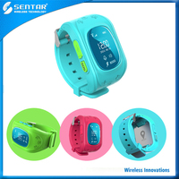 Best Selling Products New Release Kids GSM GPS Smart Bracelet Watch For Children