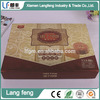 customized cardboard paper box for mooncake packaging