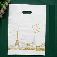 Top products hot selling new printed custom made plastic shopping bag