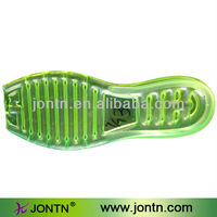 Air cushion sole for sport shoes